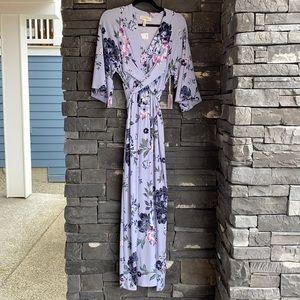 WOMANS JESSICA SIMPSON MATERNITY DRESS